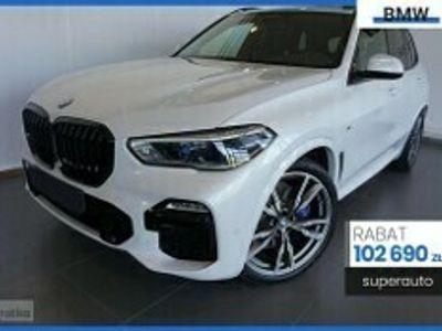 używany BMW X5 M X5 G05M50d (400KM) | Pakiet innowacji + Reflektory laserowe