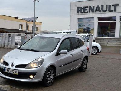 używany Renault Clio III 1,5-DCI 86-KM KLIMATRONIC KOMPUT TEMPOM 4xEL-SZYBY