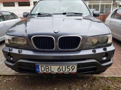 używany BMW X5 E53 3.0d sprzedam lub zamienię A8D3