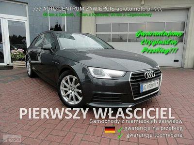 używany Audi A4 2dm 150KM 2016r. 190 000km
