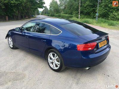 używany Audi A5 1.8 2014r. automatyczna klima.