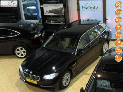 używany BMW 525 2dm 218KM 2014r. 115 000km
