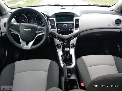 używany Chevrolet Cruze 1.6 124 KM z Gazem 2010r