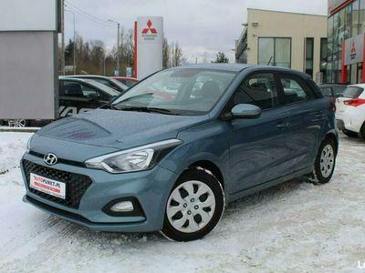 używany Hyundai i20 II Classic Plus Salon Polska, Gwarancja, Klimatyzacja, VAT23%