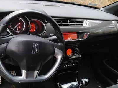 używany Citroën DS3 1.6 THP 156KM Zadbany Sportowe fotele