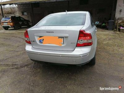 używany Volvo S40 2.0D