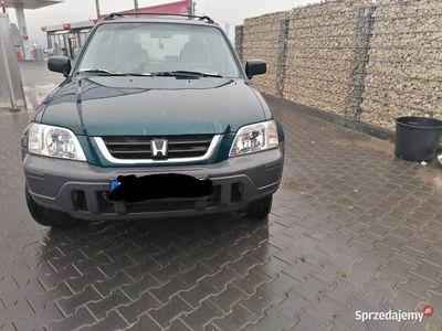 używany Honda CR-V 4x4 2.0 16v Benzyna+LPG mały przebieg Stan wzorow