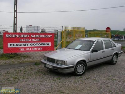 używany Volvo 850 I Idealny stan możliwa zamiana na F 126p