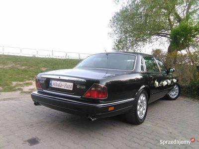 używany Jaguar XJ6 LONG unikat LWB ZAMIANA