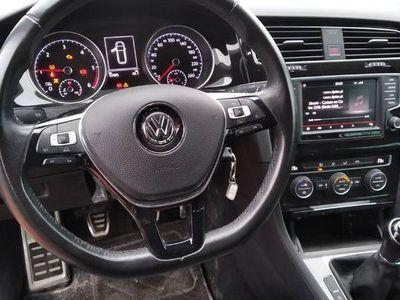 używany VW Golf VII kombi bluemotion