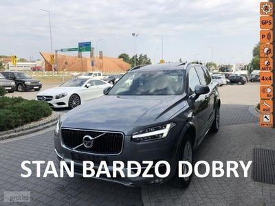 używany Volvo XC90 2dm 320KM 2016r. 45 000km