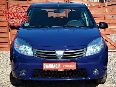 używany Dacia Sandero 1.4dm 75KM 2009r. 188 500km