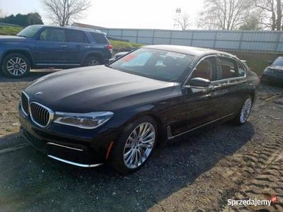 używany BMW 750 I 2019r.