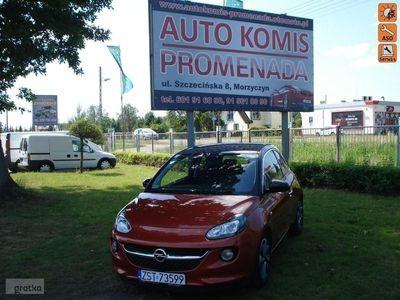 używany Opel Adam 1.4dm 100KM 2015r. 14 500km