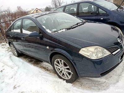 używany Nissan Primera 1,8-2003r-Nowe-OCiPT-zadbana,