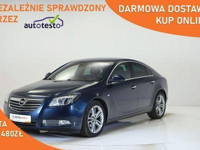 używany Opel Insignia 1.4dm 140KM 2011r. 119 057km