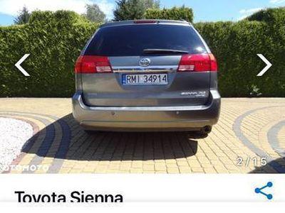 używany Toyota Sienna 7- osobowa