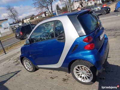"""używany Smart ForTwo Coupé diesel 800 z 2007 r. """"igiełka"""""""
