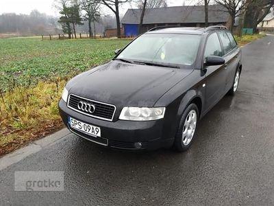 używany Audi A4 II (B6) WARTO!!!
