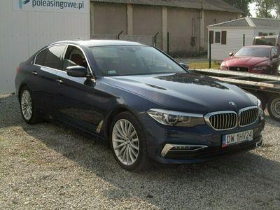 używany BMW 530 3dm 265KM 2020r. 61 219km