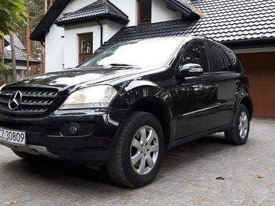 używany Mercedes 280 Klasa ML W164CDI 4MATIC, FAKTURA VAT, CENA BRUTTO !!