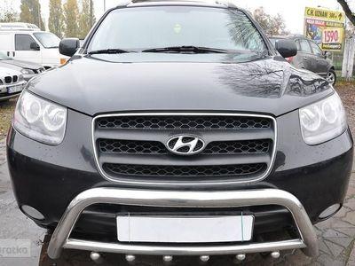 używany Hyundai Santa Fe II 4x4 * Skóry * Nawigacja * Elektryka *Klimatronik*GWARANCJA**