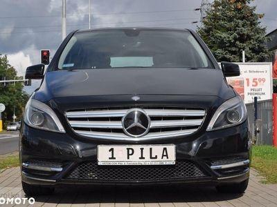 używany Mercedes 180 Klasa B W246 180CDI Nwigacja LED Xenon Oryginalne 66tyś.km!, Piła