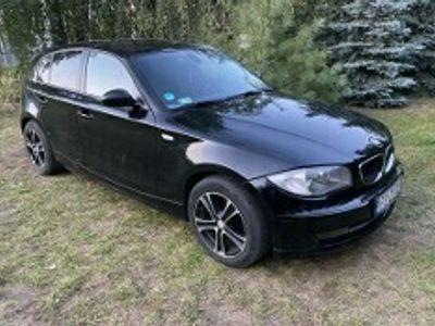 używany BMW 116 SERIA 1 i 122KM 2007r