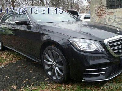 używany Mercedes S350 S 350 sedan (limuzyna)sedan (limuzyna)
