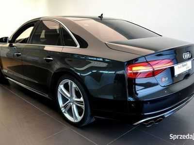 używany Audi S8 4dm 520KM 2016r. 128 850km