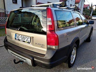 używany Volvo XC70 2002r 2.4 benz 200km 4x4 CROSS COUNTRY- bdb stan