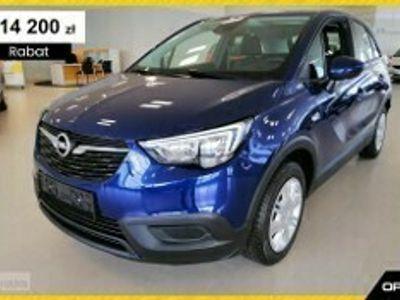 używany Opel Crossland X Enjoy 1.2 110KM Klimatyzacja Dwustrefowa+ Czujniki Parkowania