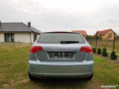 używany Audi A3 0dm 140KM 2006r. 261 000km