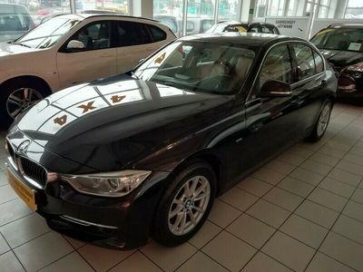 używany BMW 320 Seria 3 d Luxury Line