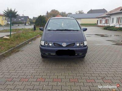 używany VW Sharan 2.0 benzyna KLIMA!!!