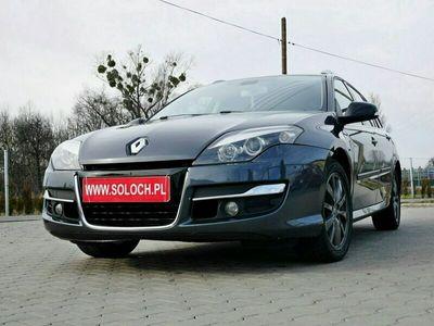 używany Renault Laguna III III 2.0DCI 150KM Bose 4Control Kombi -Navi -FILM VIDEO -Zobacz