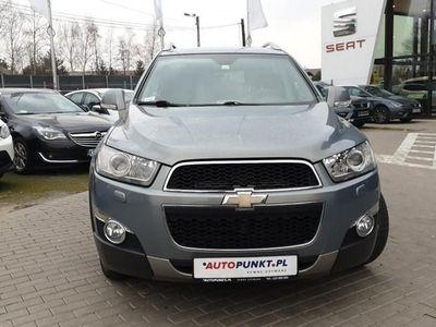 używany Chevrolet Captiva II 2.2CDTi 184km *4x4 *Salon PL *FV23%