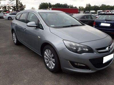 używany Opel Astra Astra 1.7dm3 131KM 2013r. 148 925kmIV Sports Tourer 1.7 CDTI-SW, FV 23%, Gwarancja!!