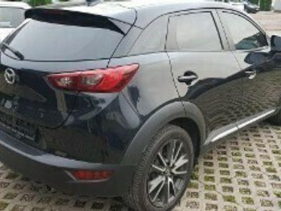 używany Mazda CX-3 2.0 16V 150 KM wersja GT