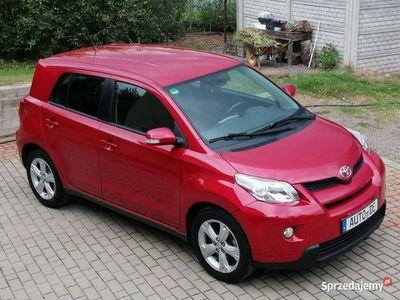używany Toyota Urban Cruiser 1.3dm 101KM 2009r. 99 900km