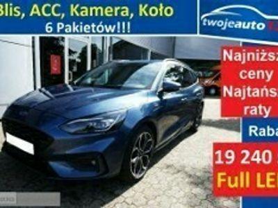 używany Ford Focus IV 2.0 EcoBlue 150 KM, A8 ST Line 5W Blis, ACC, Full LED, Koło