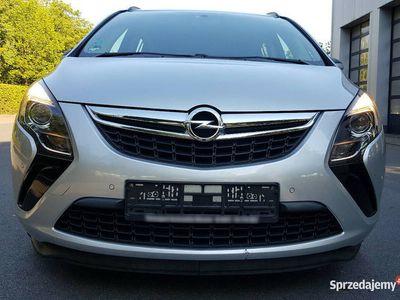 używany Opel Zafira Tourer C Edition