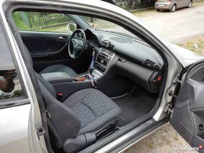 używany Mercedes C200 W203 2.0l Kompressor cena do nego