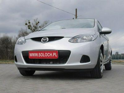 używany Mazda 2 III 1.4 MZ-CD 68KM 3D -Klima -FILM VIDEO -Zobacz