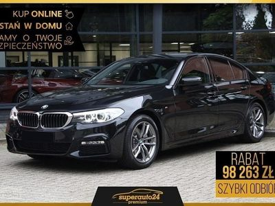 używany BMW 540 SERIA 5M SPORT 3.0 540d xDrive(320KM)| M SPORT + nawigacja pro + Harman