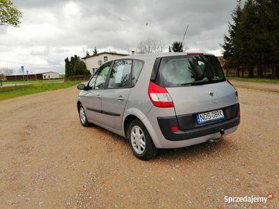 używany Renault Scénic II BENZYNA!