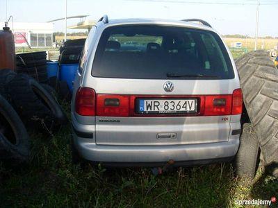 używany VW Sharan
