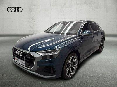używany Audi Q8 50 TDI 286Km Quattro Tiptronic Bang Advanced Night Vision
