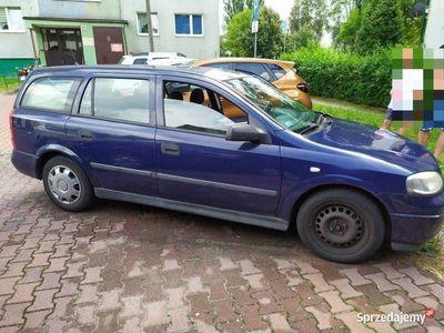 używany Opel Astra 1.7 sprawny, bez wkładu