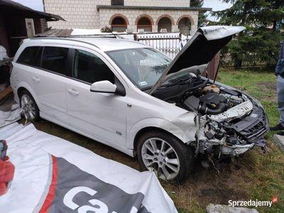 używany Opel Astra OPC line